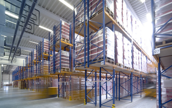 central warehouse optimization